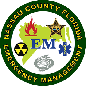 nassau county florida emergency management logo