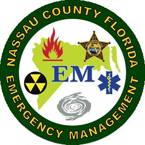 nassau county florida emergency management logo