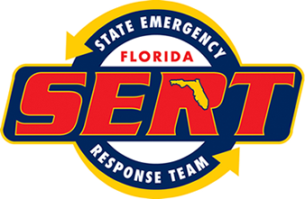 state emergency response team logo