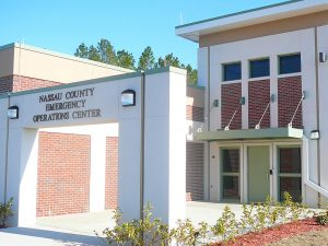 nassau county emergency operations center building