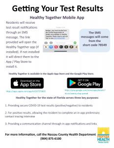 Healthy Together Mobile App