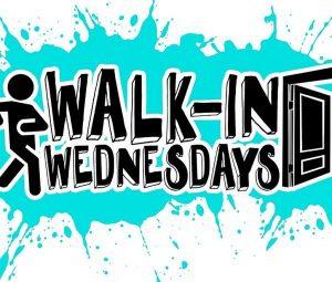 Walk-in wednesday